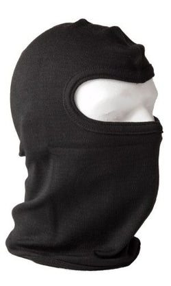 HWI HWH100 Heavyweight Nomex Balaclava Hood, Black