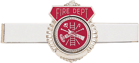 Blackinton J86 Fire Department Tie Bar