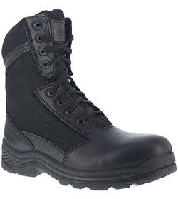"Knapp K8865 Men's The Shield 8"" Tactical Boot with Side Zipper"
