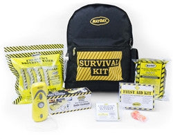 Mayday Economy Emergency Backpack Kit (1 Person Kit)