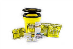 Mayday Economy Emergency Honey Bucket Kits (2 Person Kit)
