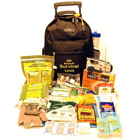 Mayday 1 Person Roll and Go Survival Kit