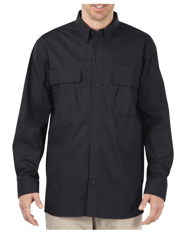 Dickies Occupational LL953 Long Sleeve Ventilated Rip Stop Tactical Shirt