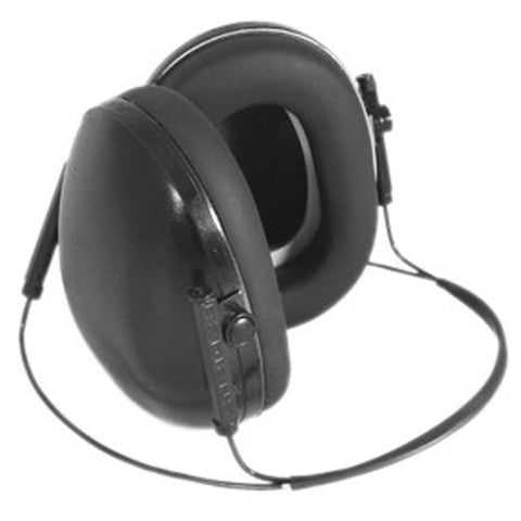 Radians Lowset Behind the Head Earmuff - NRR 19 dB