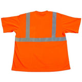 Petra Roc OTS2 ANSI/ISEA 107-2010 Class 2 Orange T-Shirt