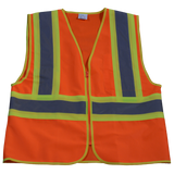 Petra Roc ANSI/ISEA Two Tone DOT Class II Safety Vest