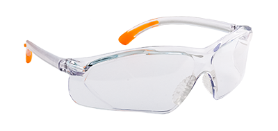 Portwest ANSI/ISEA Z87+ Fossa Safety Glasses