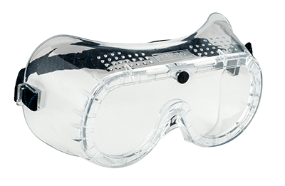 Portwest ANSI/ISEA Z87 Direct Vent Goggles
