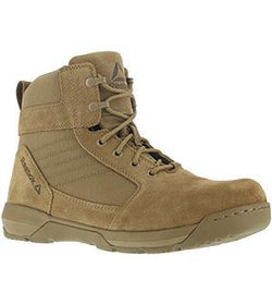 "Reebok RB8640 Men's Strikepoint 6"" Tactical Boot, Coyote"