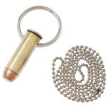 Lucky Shot Bullet Keychain/Necklace Combo