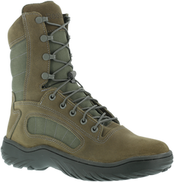 "Reebok CM999 Women's 8"" Fusion Max Tactical Boot, Sage Green"
