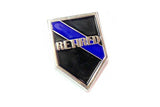 Retired Officer Pin