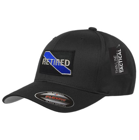 FlexFit Retired Hat