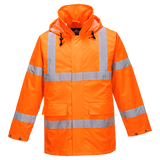 Portwest US160 Lite Traffic Jacket - ANSI/ISEA 107-2015 TYPE R CLASS 3
