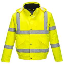 High Visibility Jackets & Vests