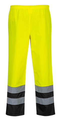 Portwest Hi-Vis Two Tone Trouser - ANSI/ISEA 107-2015 CLASS E