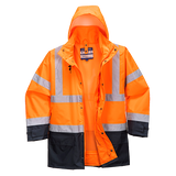 Portwest 5 in 1 Hi-Vis Executive Jacket - ANSI/ISEA 107-2015 Type R Class 3