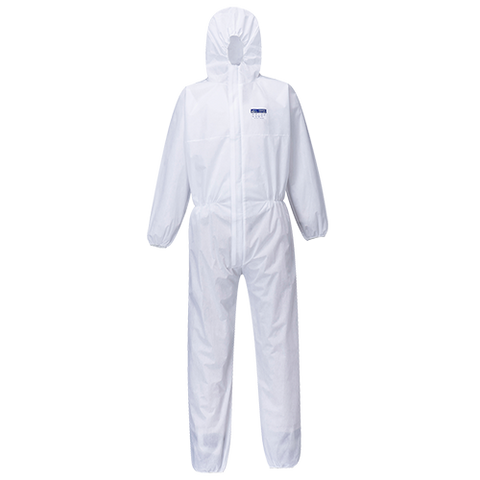 Portwest ST30 - Biztex Coverall SMS Type 5/6 (50pc) - ANSI/ISEA 101