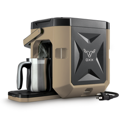 COFFEEBOXX Single Serve Brewer - Desert Tan