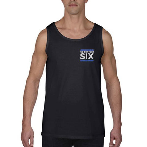 Men's Tank – We Got Your 6IX