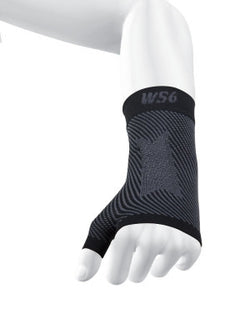 OS1st WS6 Sports Wrist Compression Sleeve for Carpal Tunnel & Wrist Support