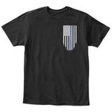 Youth Tee - Thin Blue Line