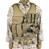 Blackhawk Omega Elite Cross Draw/Pistol Mag Vest