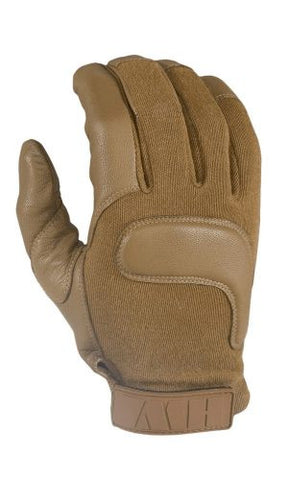 HWI CG300 Kevlar Combat Glove, Coyote Brown