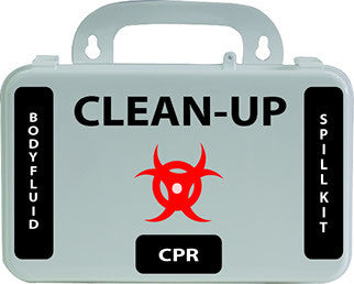 Spill / Personal Protection CPR Kit