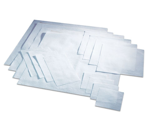 "Safetec Zorb Sheets, 6"" x 6"" (5 Bags of 500)"