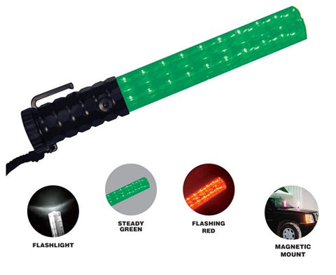 EMI Flashback 5 20 LED Red/Green Traffic Baton