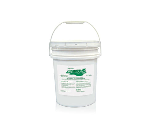 Green Z Spill Control Solidifier, 17.5 lb Bucket