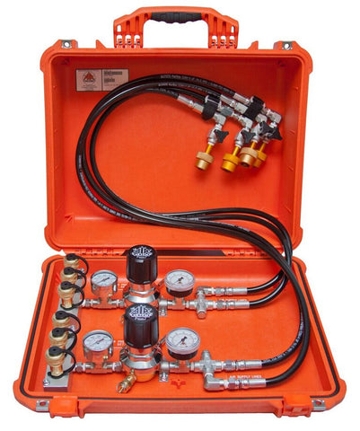 Air Systems MACK-NFPA1 6-Outlet MACK-NFPA™ Series Multi Air Command Kit
