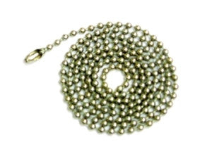 "30"" Beaded Ball Chain - Spare"