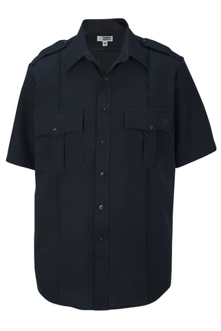 Edwards 1225 Unisex Short Sleeve 100% Polyester Uniform Shirt