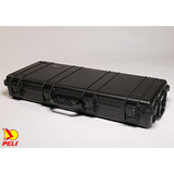 1700 Long Case - Black - Foam