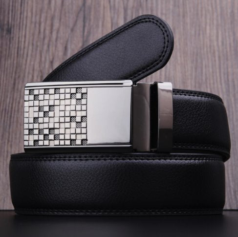 Grid Ratchet Belt Buckle - Choose To Rep