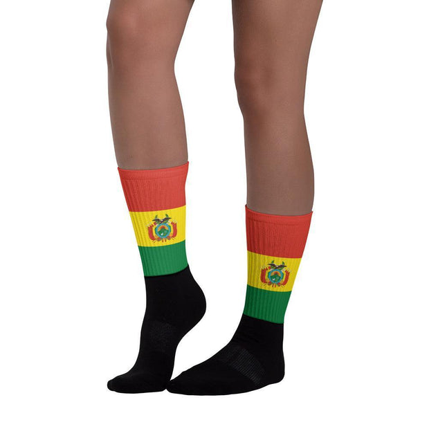 Bolivia Flag Socks Choose To Rep Country Flag Socks, State Socks, Flag Socks, Patriotic Socks, Patriotic Products, Country Watches