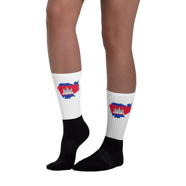 Cambodia Country Socks Choose To Rep Country Flag Socks, State Socks, Flag Socks, Patriotic Socks, Patriotic Products, Country Watches