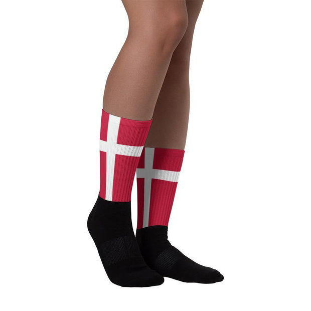 Denmark Flag Socks Choose To Rep Country Flag Socks, State Socks, Flag Socks, Patriotic Socks, Patriotic Products, Country Watches