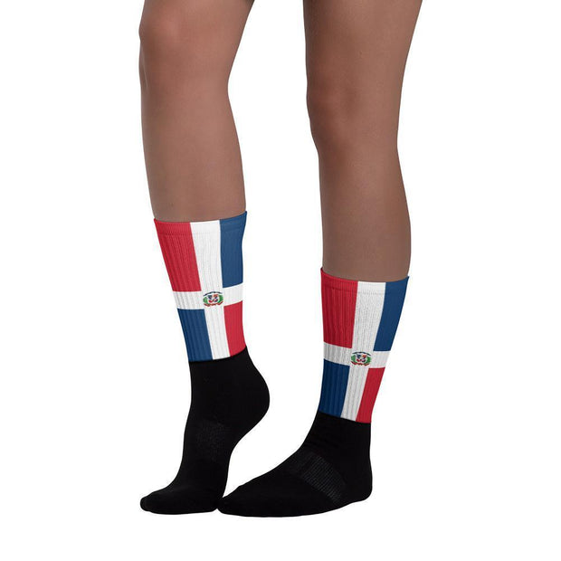 Dominican Republic Flag Socks Choose To Rep Country Flag Socks, State Socks, Flag Socks, Patriotic Socks, Patriotic Products, Country Watches