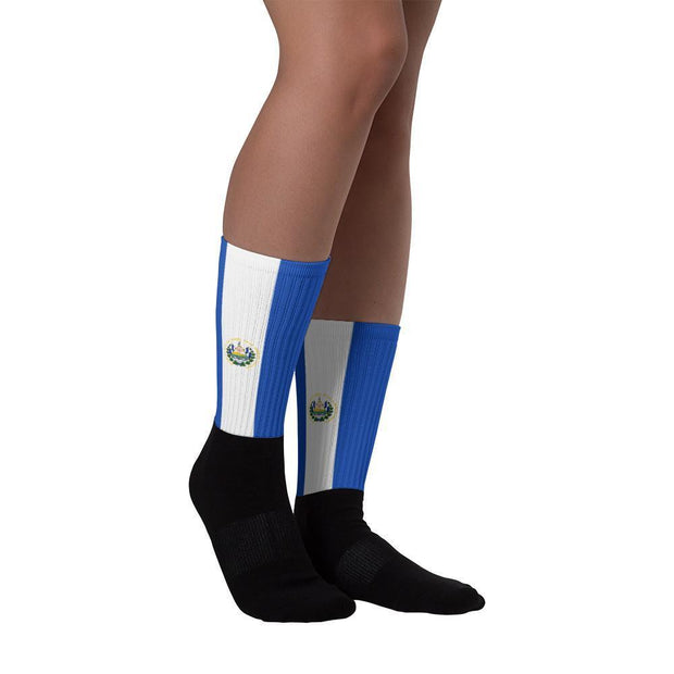 El Salvador Flag Socks Choose To Rep Country Flag Socks, State Socks, Flag Socks, Patriotic Socks, Patriotic Products, Country Watches