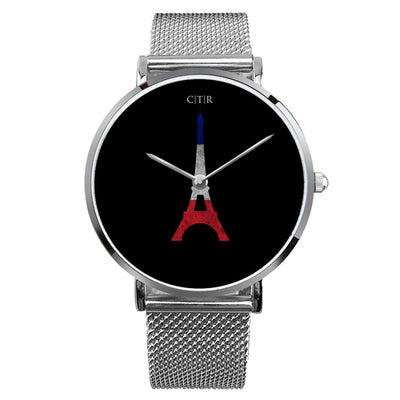 France - Special Edition Watch Choose To Rep France - Special Edition Watch - diameter - 33mm For-Her Country Flag Socks, State Socks, Flag Socks, Patriotic Socks, Patriotic Products, Country Watches