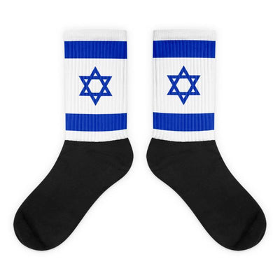 Israel Flag Socks Choose To Rep Country Flag Socks, State Socks, Flag Socks, Patriotic Socks, Patriotic Products, Country Watches