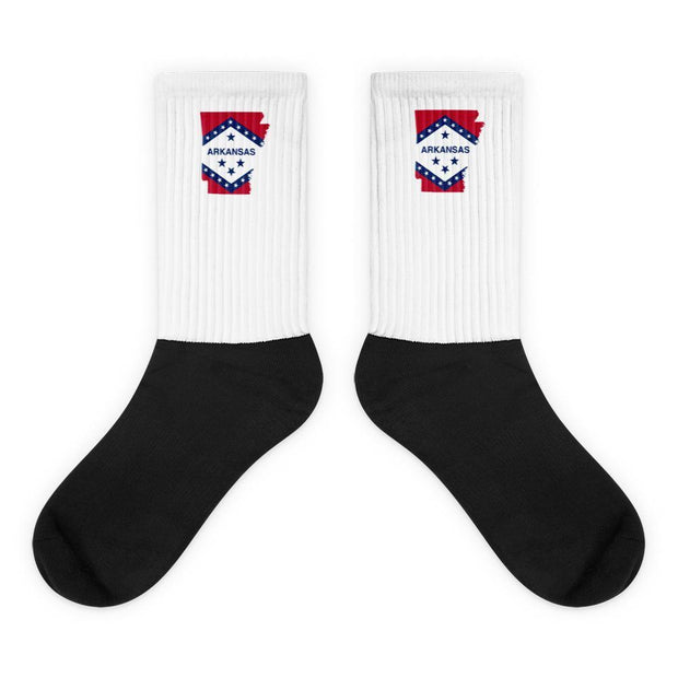 Arkansas - State Socks Choose To Rep M (6-8) Country Flag Socks, State Socks, Flag Socks, Patriotic Socks, Patriotic Products, Country Watches