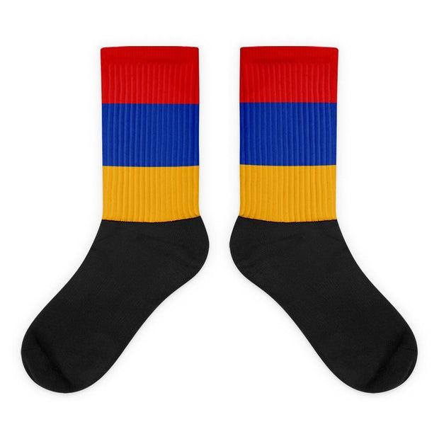 Armenia Flag Socks Choose To Rep M (6-8) Country Flag Socks, State Socks, Flag Socks, Patriotic Socks, Patriotic Products, Country Watches