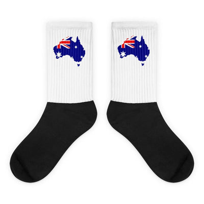 Australia Country Socks - Choose To Rep