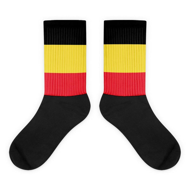 Belgium Flag Socks Choose To Rep M (6-8) Country Flag Socks, State Socks, Flag Socks, Patriotic Socks, Patriotic Products, Country Watches