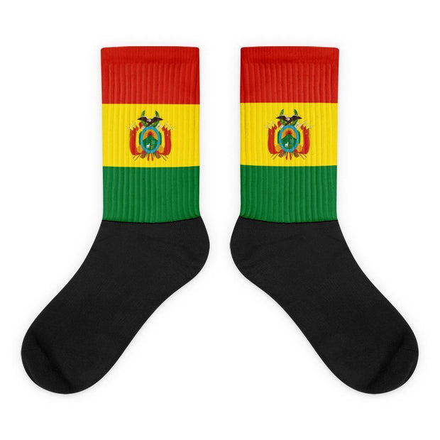 Bolivia Flag Socks Choose To Rep M (6-8) Country Flag Socks, State Socks, Flag Socks, Patriotic Socks, Patriotic Products, Country Watches