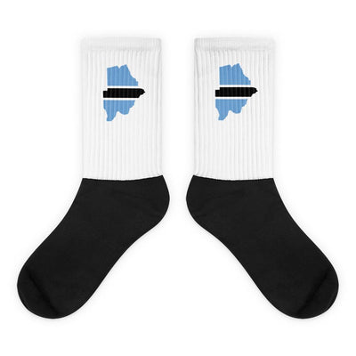 Botswana Country Socks Choose To Rep M (6-8) Country Flag Socks, State Socks, Flag Socks, Patriotic Socks, Patriotic Products, Country Watches